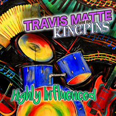 Travis matte Lets Party Album